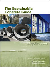 The Sustainable Concrete Guide: Applications