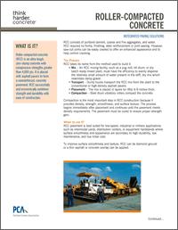 RCC Fact Sheet
